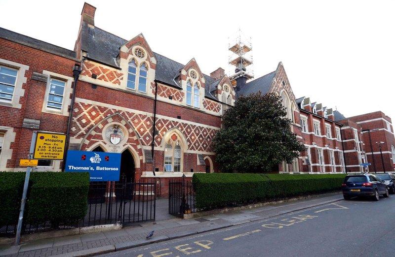 00 holding prince george thomas battersea school