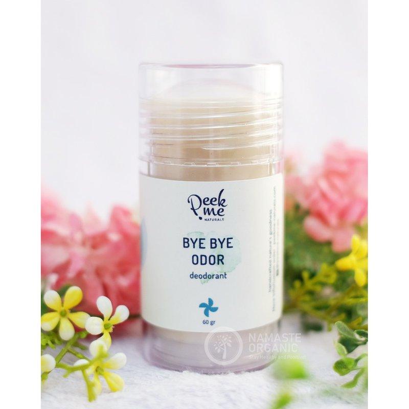Deodorant kulit sensitif