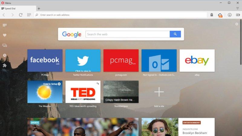 browser opera
