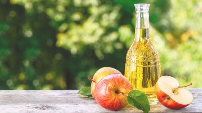 manfaat cuka apel untuk bayi