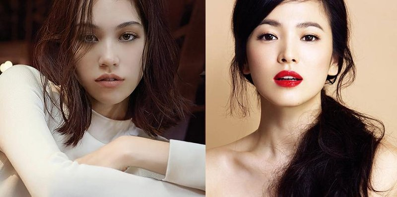 1 body teks beauty koreanvs japanese lipstick new