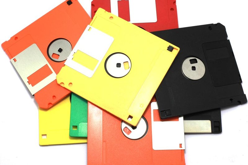 1 disket