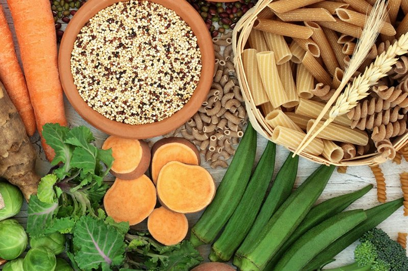 Konsumsi Makanan Berserat Tinggi