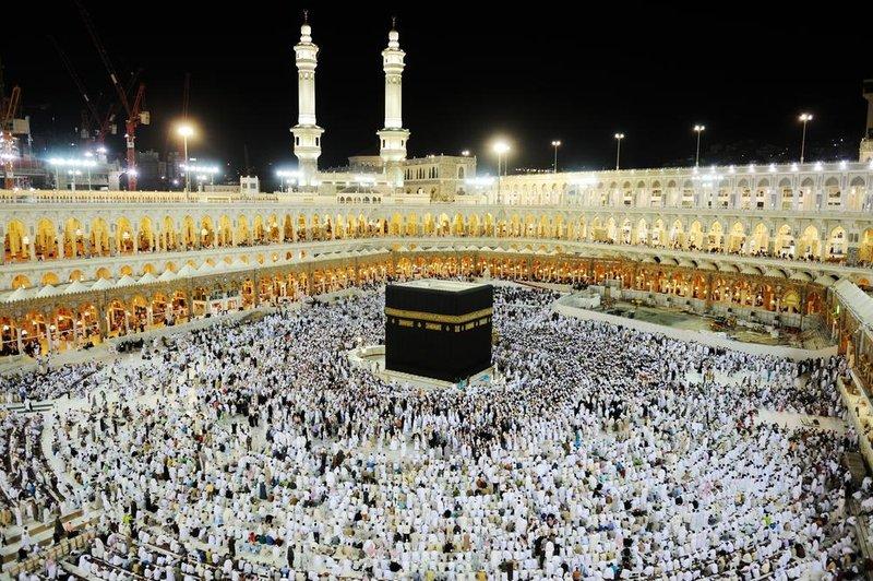 1 masjidil haram