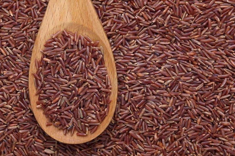 1 nasi merah