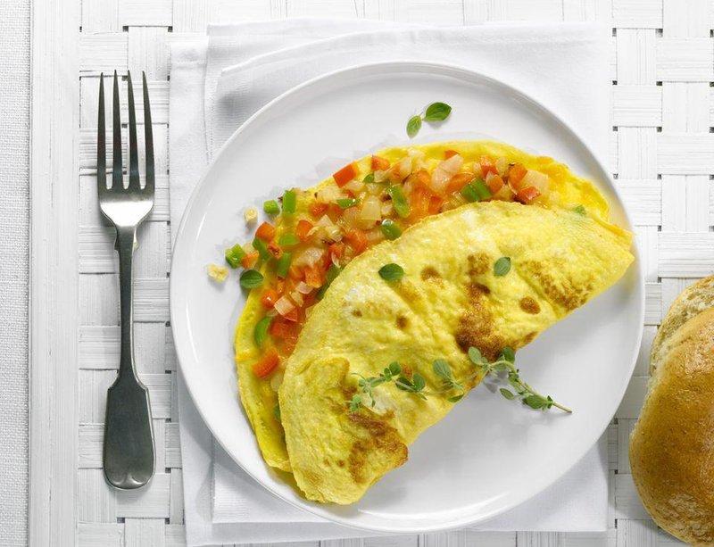 1 omelet