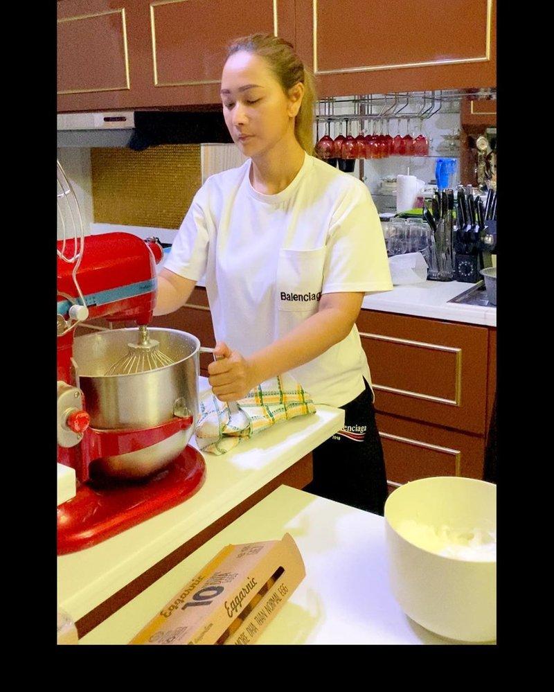 artis yang hobi masak-inul