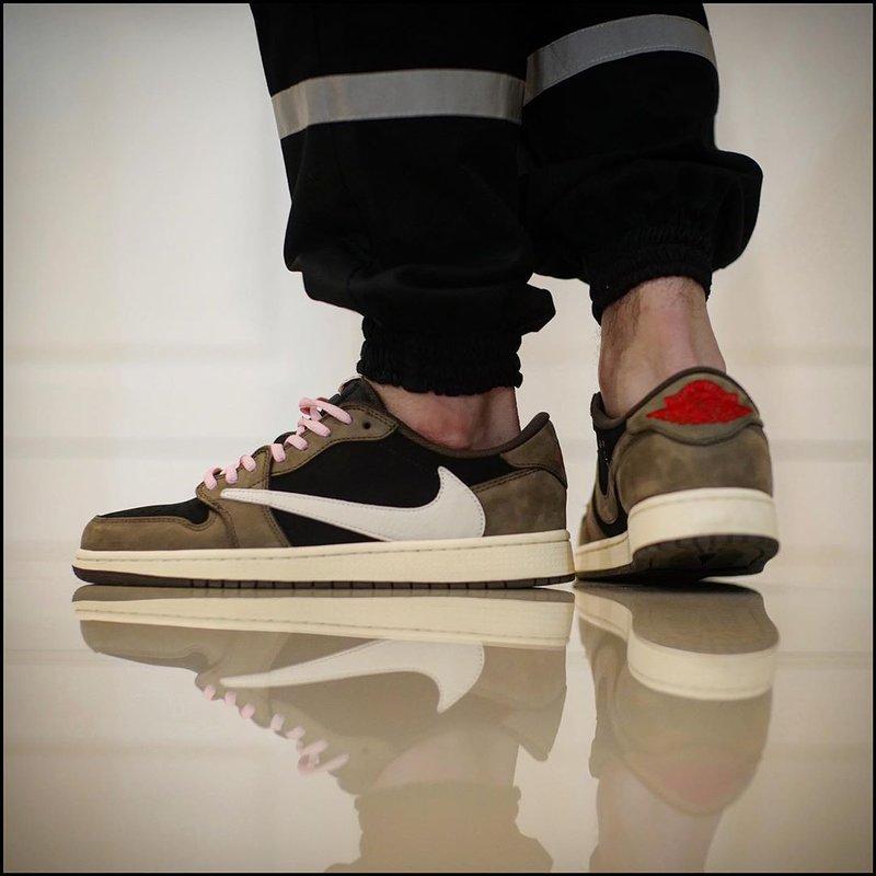sneakers Gading Marten-nike air jordan travis scott