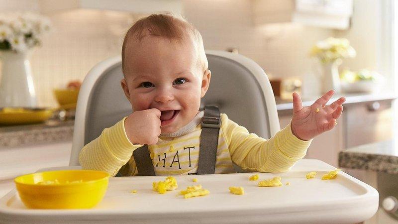 jadwal makan bayi 8 bulan