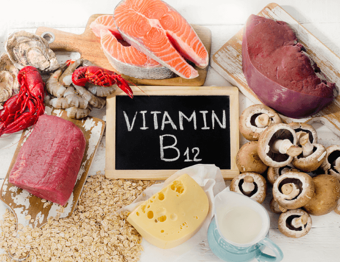 sumber alami vitamin B12