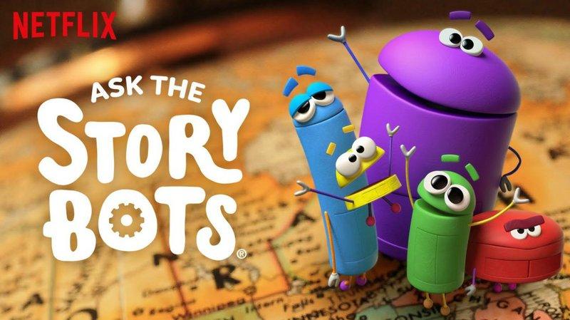 10 kartun yang baik ditonton anak ask the storybots