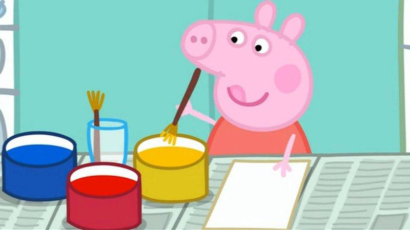 10 kartun yang baik ditonton anak peppa pig