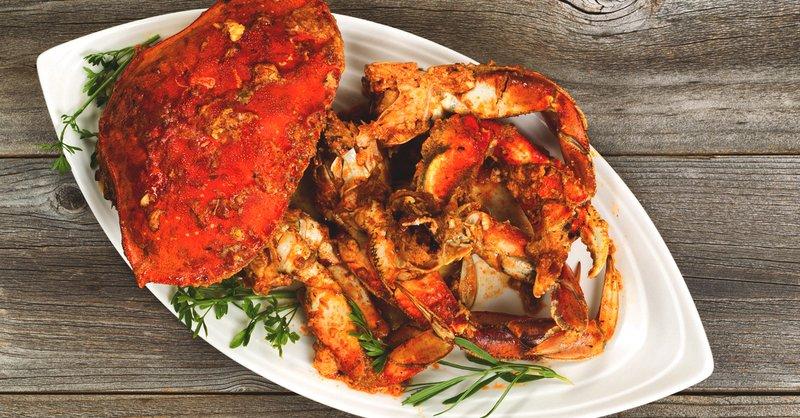 manfaat kepiting