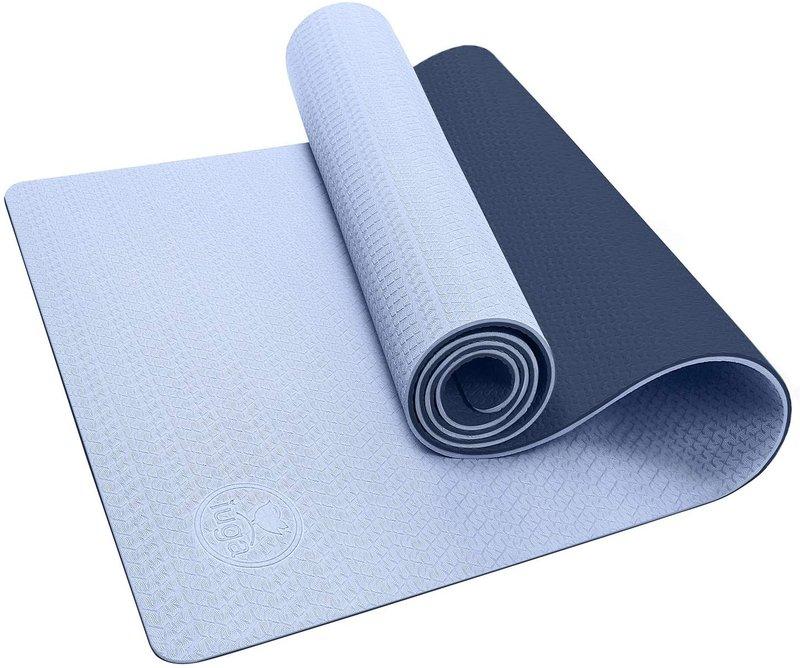 matras yoga untuk olahraga di rumah