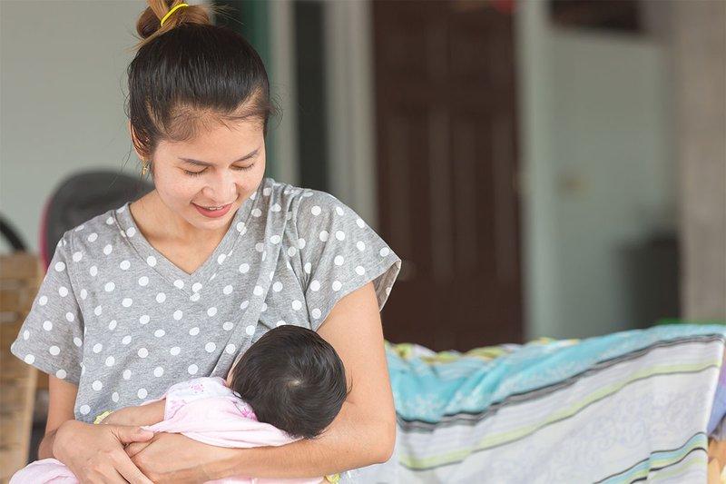 agar anak sembuh dari sariawan, cara sembuhkan sariawan bayi, sariawan bayi