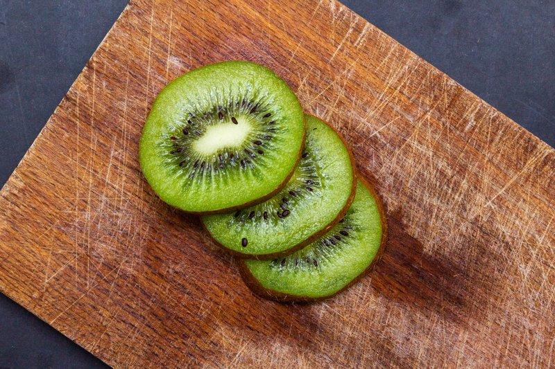 buah kiwi mengandung serat