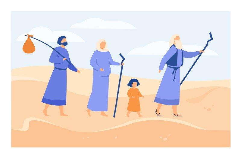 kisah nabi Musa