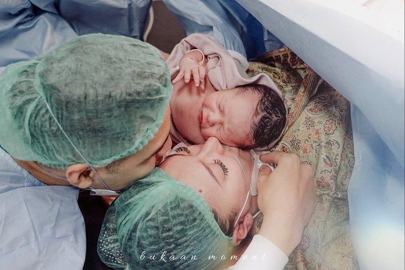 Asmirandah melahirkan-2