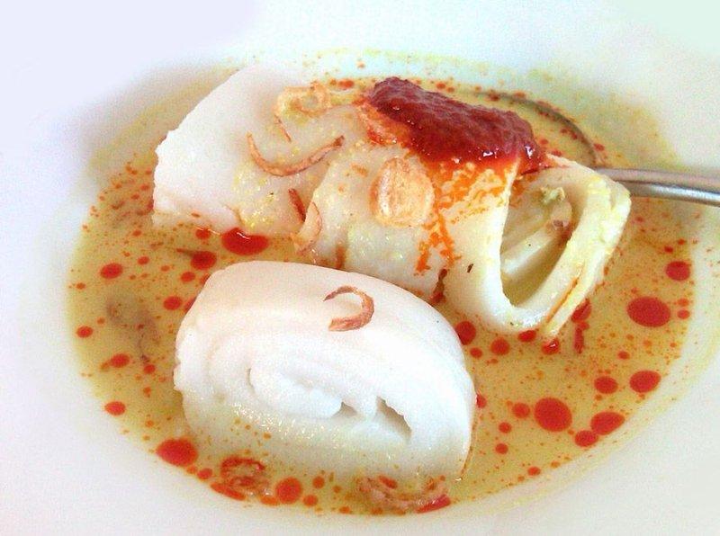 makanan khas sumatera selatan burgo