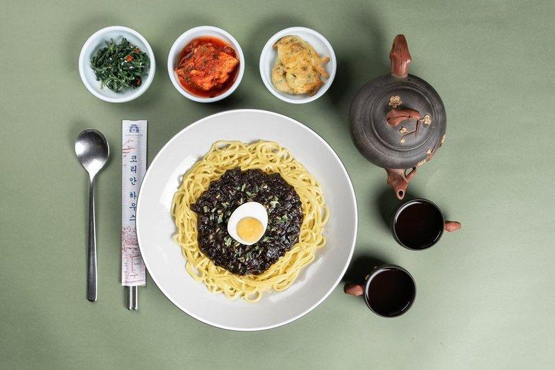 korean house bandung restoran korea
