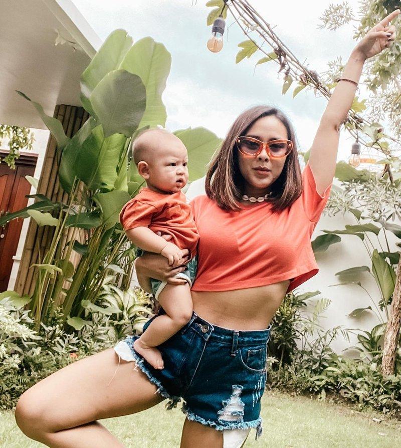 artis yang jadi ibu baru saat puasa-nabila faisal