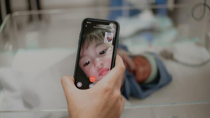 Adzana Bing Slamet melahirkan-1