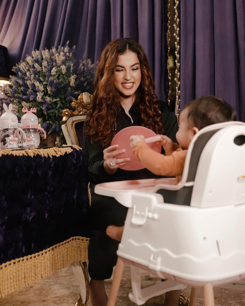 artis yang jadi ibu baru saat puasa-tasya farasya