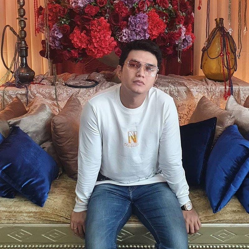 artis yang mengidap kanker-Aldi Taher
