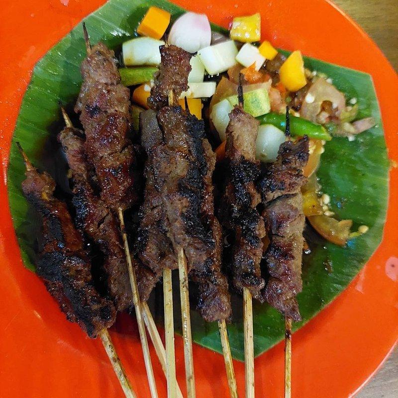 makanan khas Sunda yang terkenal-sate maranggi