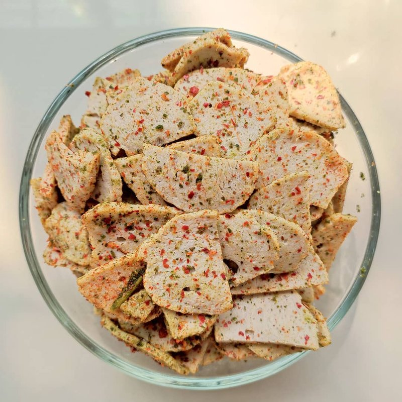 makanan khas Sunda-basreng