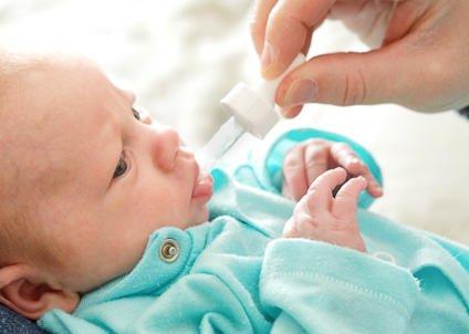 demam bayi