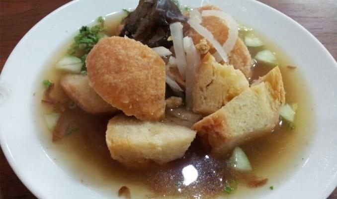 makanan khas sumatera selatan Model