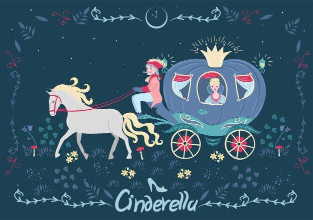Dongeng Cinderella dan Sepatu Kaca