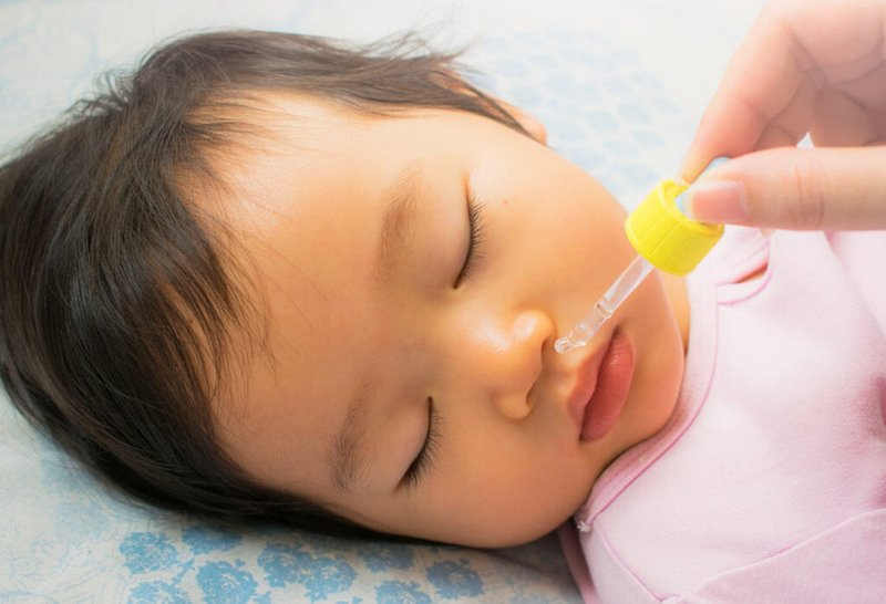 Obat Batuk Alami Bayi -2