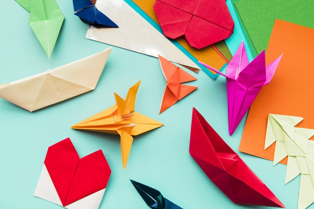 sejarah munculnya origami