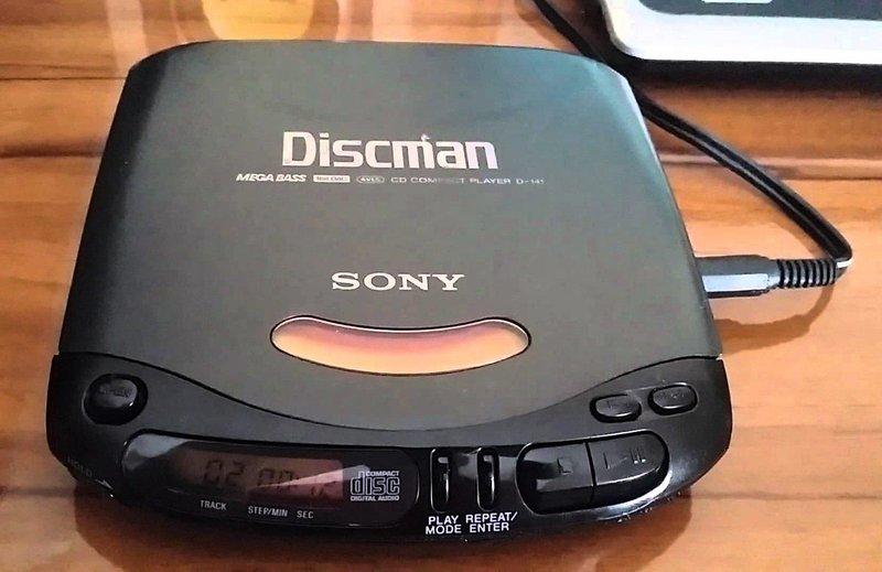 2 discman