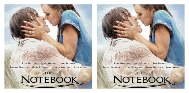 2 film the notebook edit