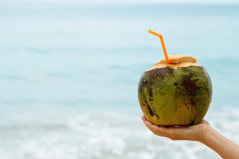 2 kelapa