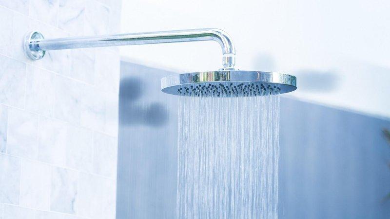 2. shower