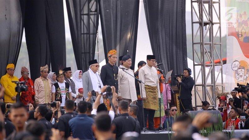 20180923 enam plus kpu gelar deklarasi kampanye damai pilpres 2019 85dce6