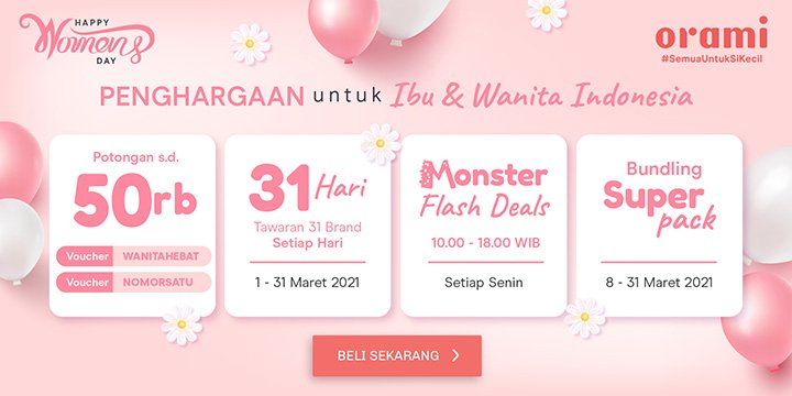 promo womens day