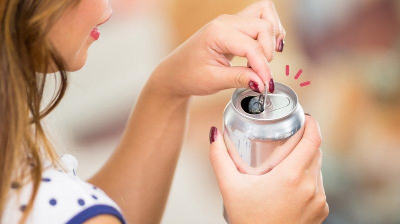 Soda penyebab sendawa bau, benarkah?