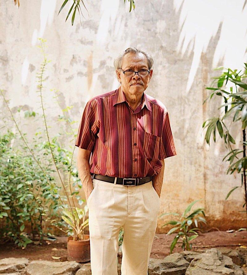 aktor Henky Solaiman meninggal dunia