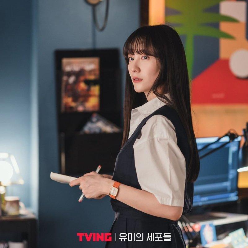 Park Ji Hyun - Yumi's Cells