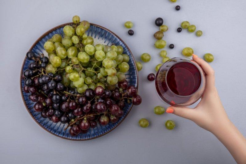 Anggur dapat mengurangi peradangan atau inflamasi