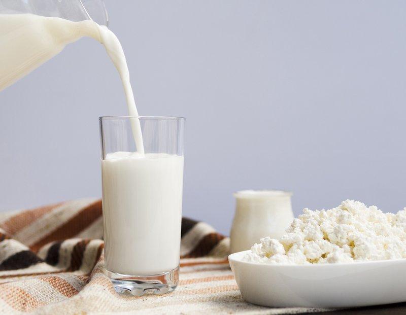 Susu kambing adalah alternatif yang baik dari susu sapi