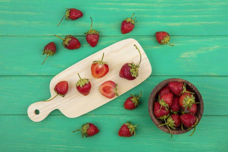 Hati-hati terlalu banyak makan buah strawberry