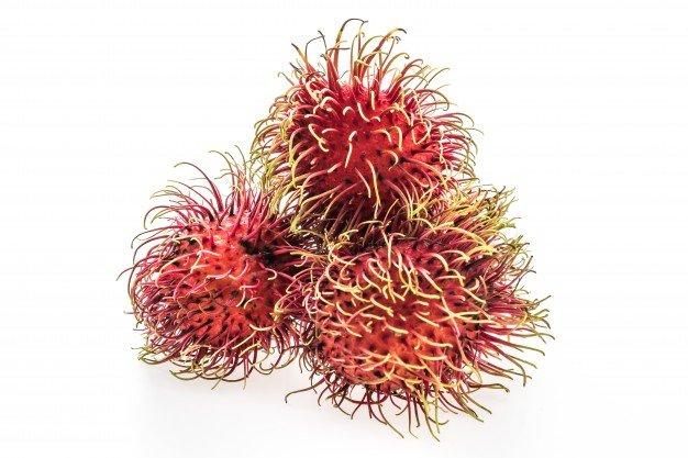 xx manfaat buah rambutan