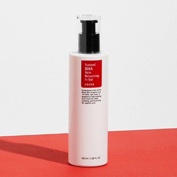 The Cosrx Natural BHA Skin Returning Emulsion