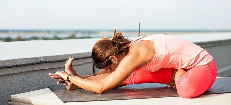 pose yoga untuk kesuburan